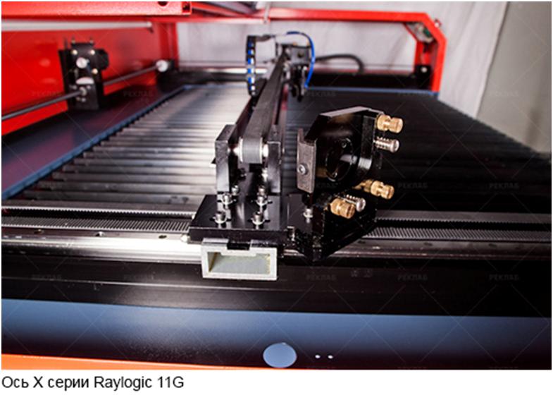 Сравнение станков лазерной резки Raylogic 11G и Raylogic V12 - 21