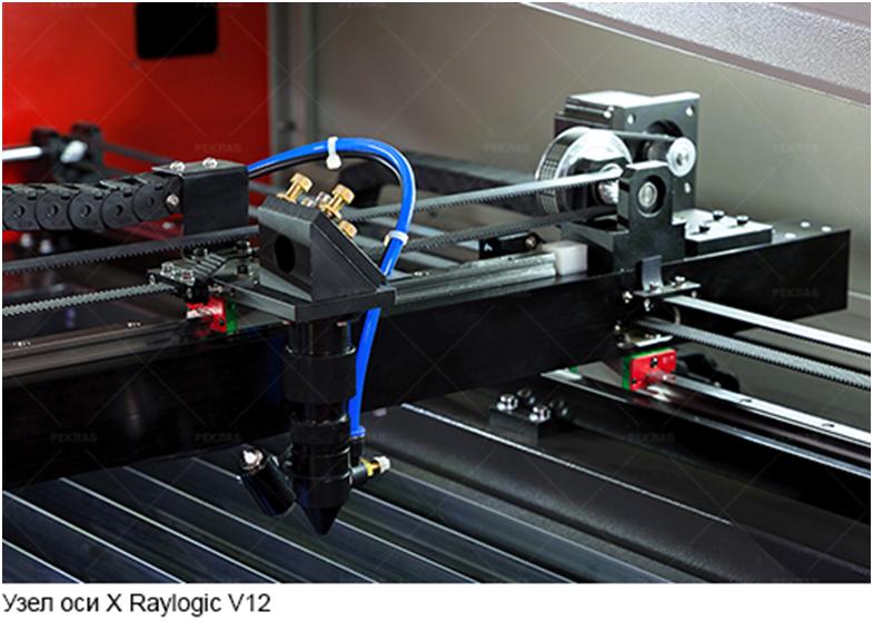 Сравнение станков лазерной резки Raylogic 11G и Raylogic V12 - 25