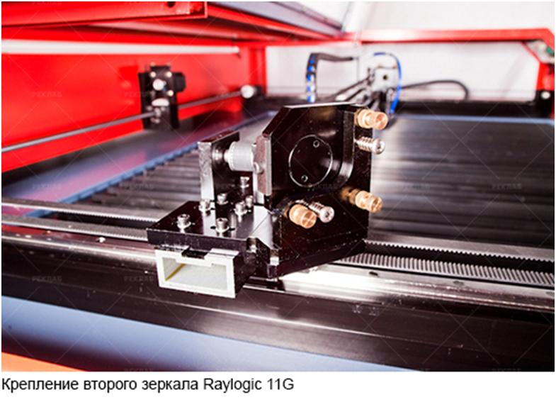 Сравнение станков лазерной резки Raylogic 11G и Raylogic V12 - 27