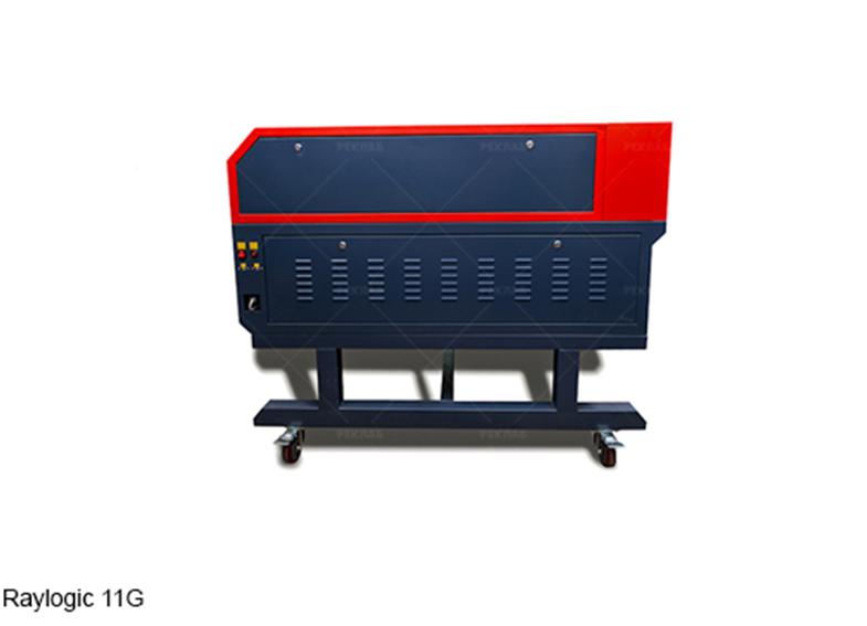 Сравнение станков лазерной резки Raylogic 11G и Raylogic V12 - 3
