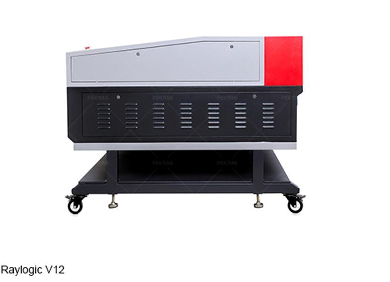 Сравнение станков лазерной резки Raylogic 11G и Raylogic V12 - 4