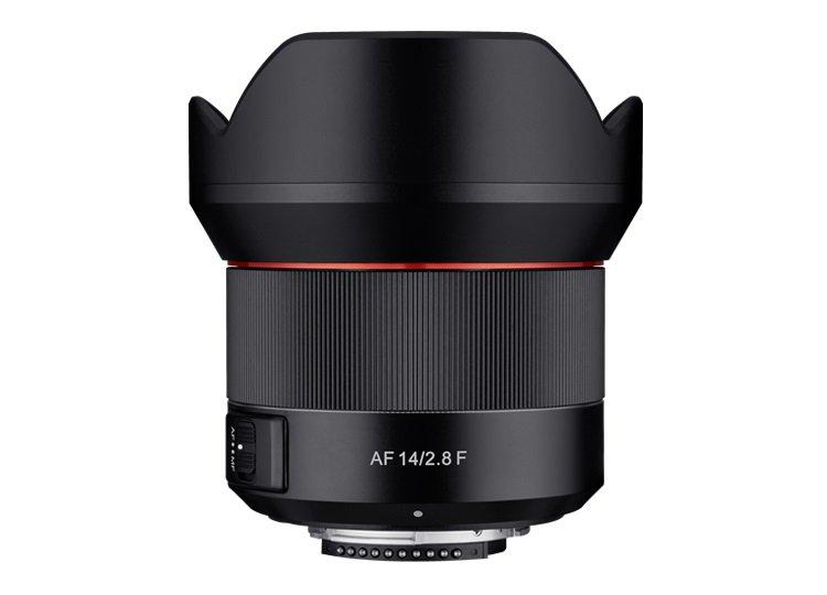 Samyang скоро анонсирует свой первый автофокусный объектив с креплением Nikon F