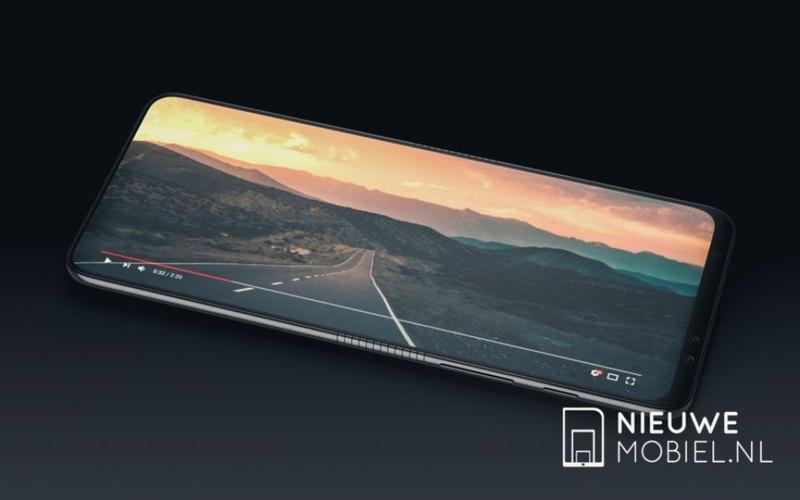 Складной смартфон Samsung: рендеры на основе доступной информации
