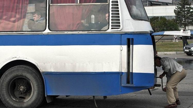 Требование к установке ГЛОНАСС в автобусы отложили