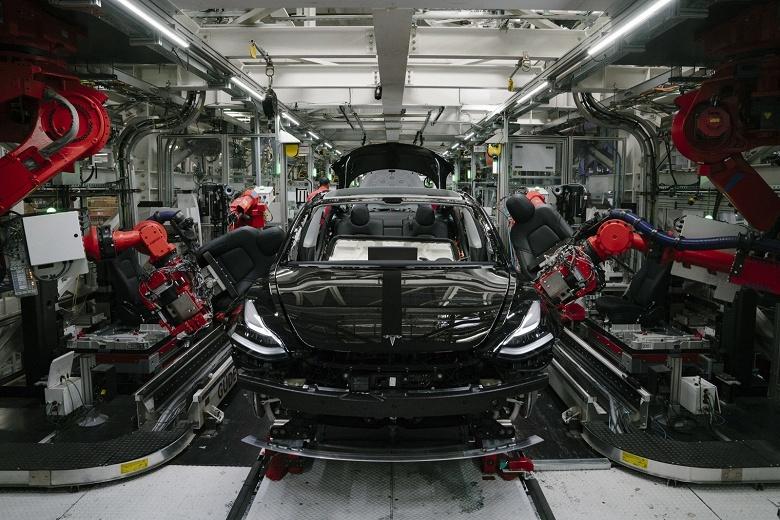 Илон Маск назвал срок, когда Tesla может выпустить электромобиль стоимостью 25 000 долларов