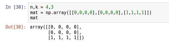 Обзор задач по алгоритмам для собеседований — генерация множеств - 8