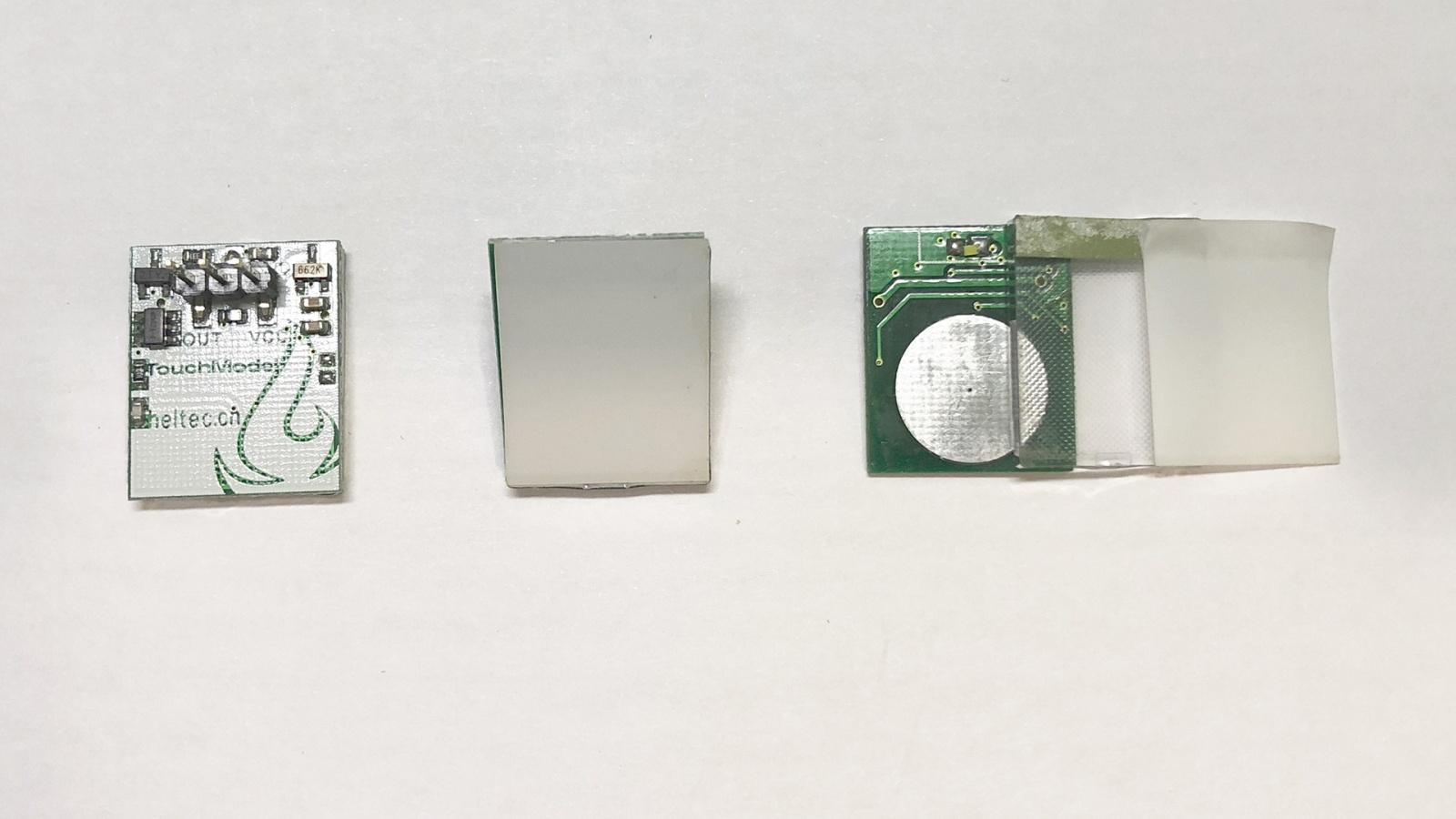 Разработка сенсорного Z-Wave выключателя на аккумуляторе со светящимися кнопками - 12