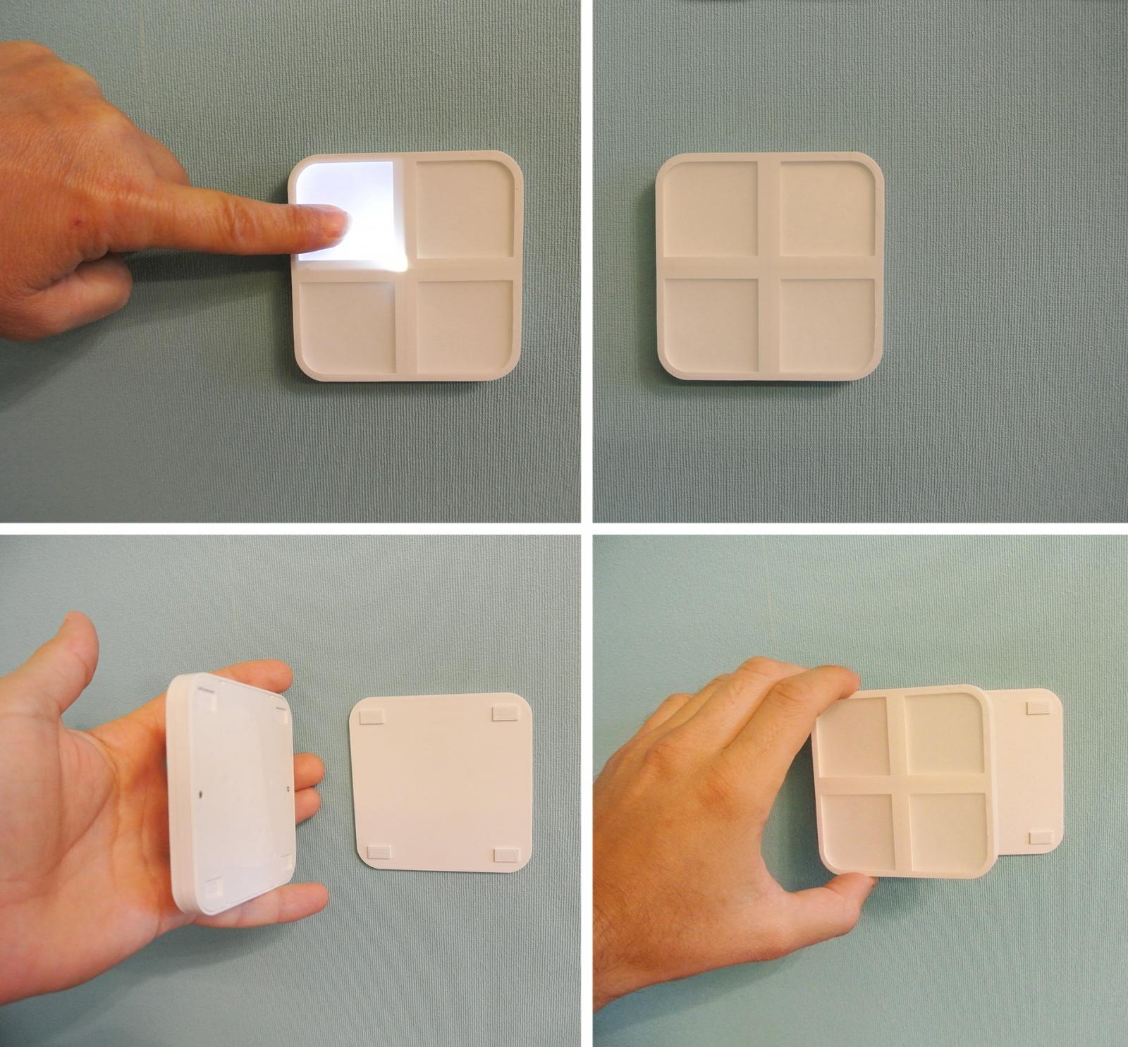 Разработка сенсорного Z-Wave выключателя на аккумуляторе со светящимися кнопками - 17