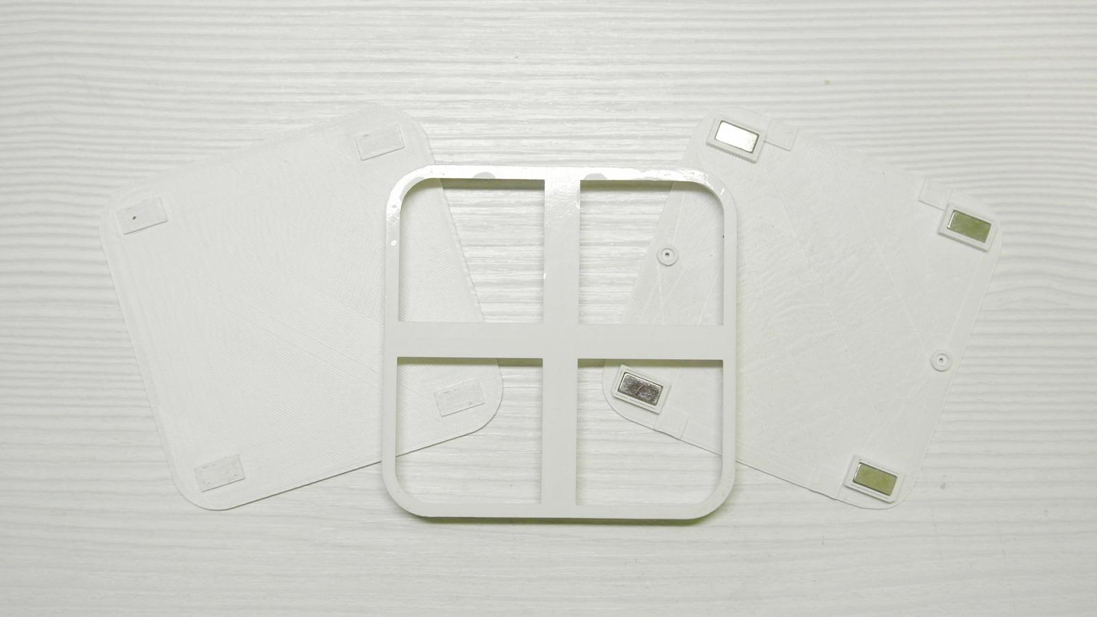Разработка сенсорного Z-Wave выключателя на аккумуляторе со светящимися кнопками - 3