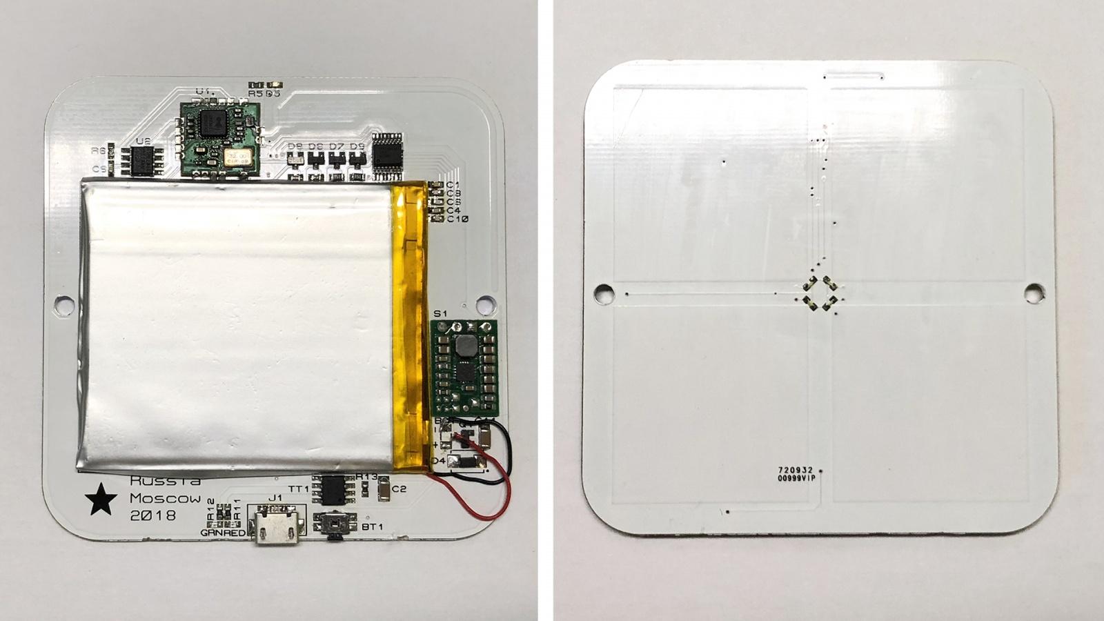 Разработка сенсорного Z-Wave выключателя на аккумуляторе со светящимися кнопками - 6
