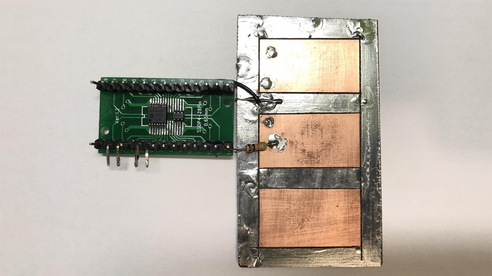 Разработка сенсорного Z-Wave выключателя на аккумуляторе со светящимися кнопками - 9