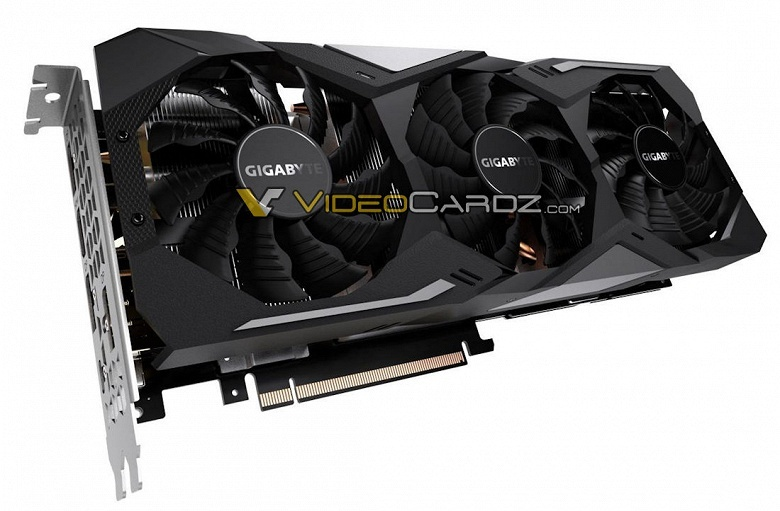 Появились изображения 3D-карт Gigabyte GeForce RTX 2080 и RTX 2080 Ti серий WindForce и Gaming