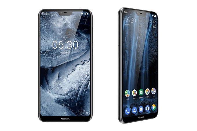 «Самым ожидаемым смартфоном Nokia» может оказаться не Nokia 9, а Nokia 6.1 Рlus