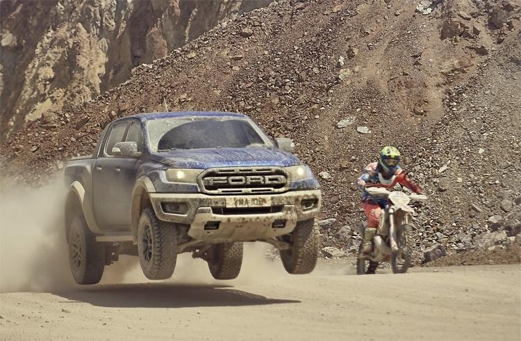 Ford впервые представила новый автомобиль на игровой выставке Gamescom