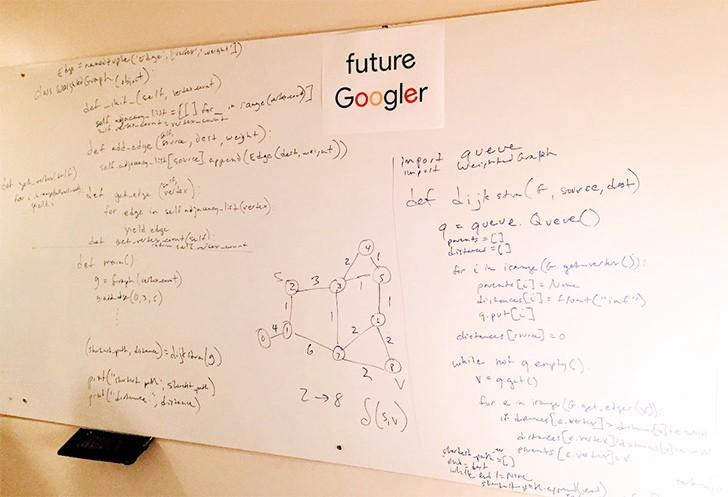 Как подготовиться к собеседованию в Google и не пройти его. Дважды - 1