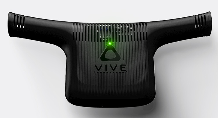 Модуль беспроводного подключения VR-шлемов HTC Vive Wireless Adapter оценён в $300
