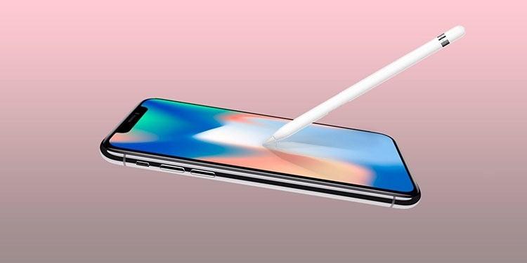 Новые сообщения о поддержке Apple Pencil в новых iPhone с OLED-экранами