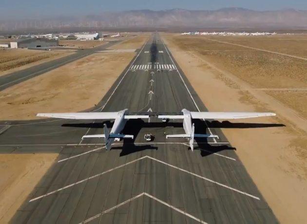 Компания Пола Аллена готовит орбитальный самолёт для запуска со Stratolaunch - 1