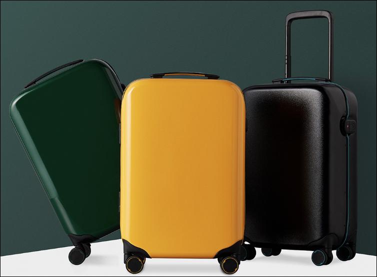 Новый чемодан Xiaomi можно открыть только правильным пальцем