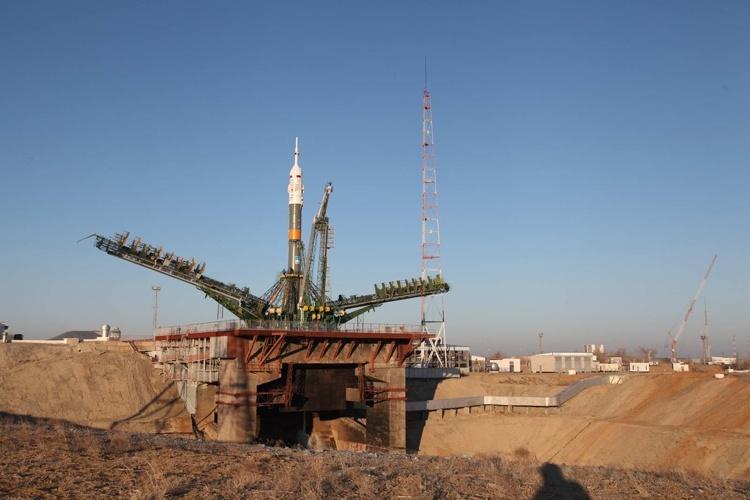 На космодроме Байконур появится стартовый комплекс для ракеты «Союз-5»