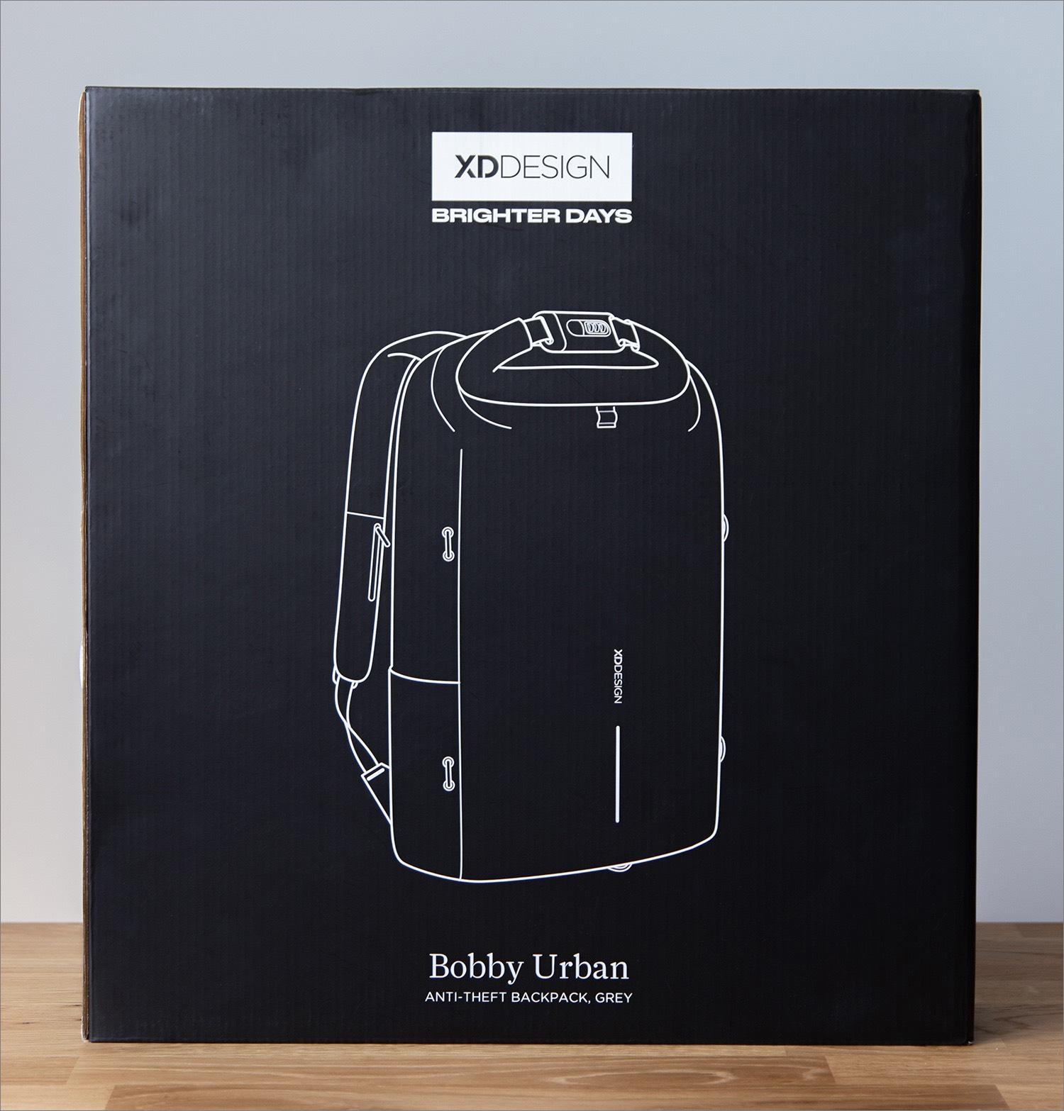 Рюкзак Bobby Urban: внутренний мир под замком - 2