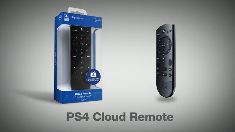 Пульт PS4 Cloud Remote может управлять не только консолью, но и подключенной к ней техникой