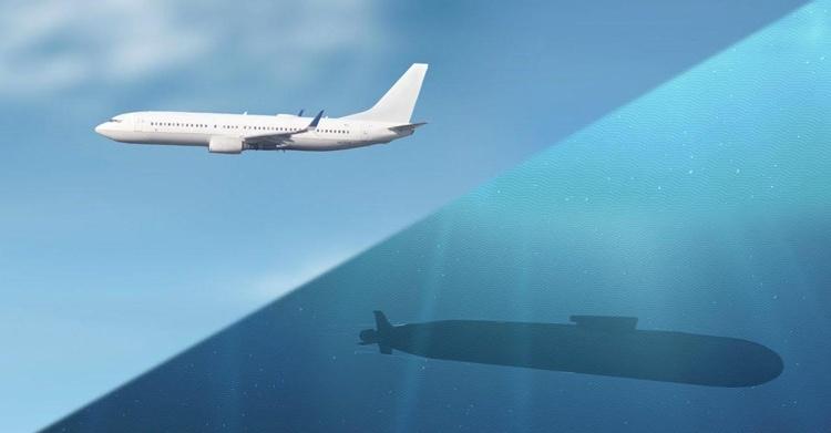 Создана система, упрощающая связь подлодок с самолётами