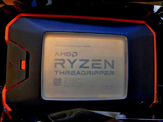 Монстры после каникул: AMD Threadripper 2990WX 32-Core и 2950X 16-Core - 1