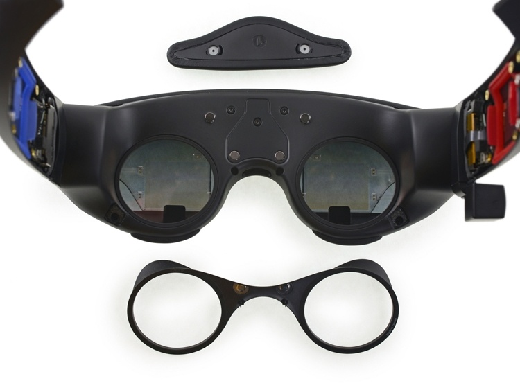 Очки Magic Leap One — очки за $2295 с ремонтопригодностью 3 из 10 - 1