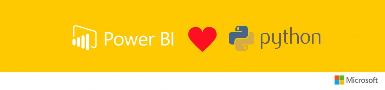 Поддержка Python в Power BI - 1