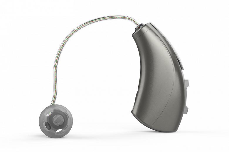 Livio AI — первый в мире слуховой аппарат и фитнес-трекер с системой ИИ