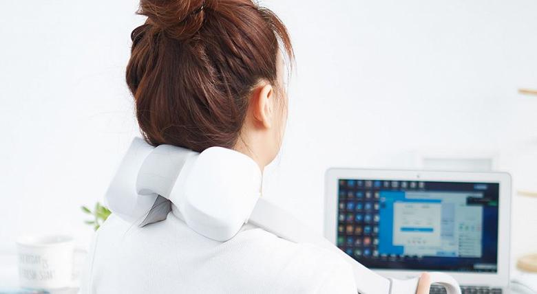 Xiaomi выпустила массажер для шеи и других частей тела за $40