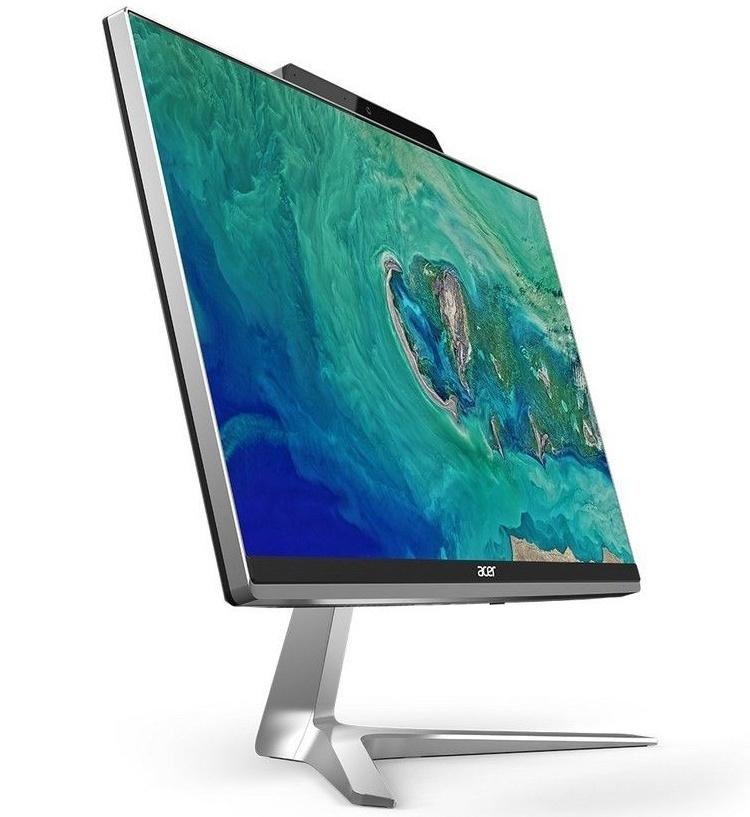 Acer Aspire Z 24: моноблочный компьютер с сенсорным экраном