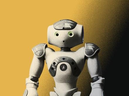 Как грубые гуманоидные роботы могут морочить вам голову - 1