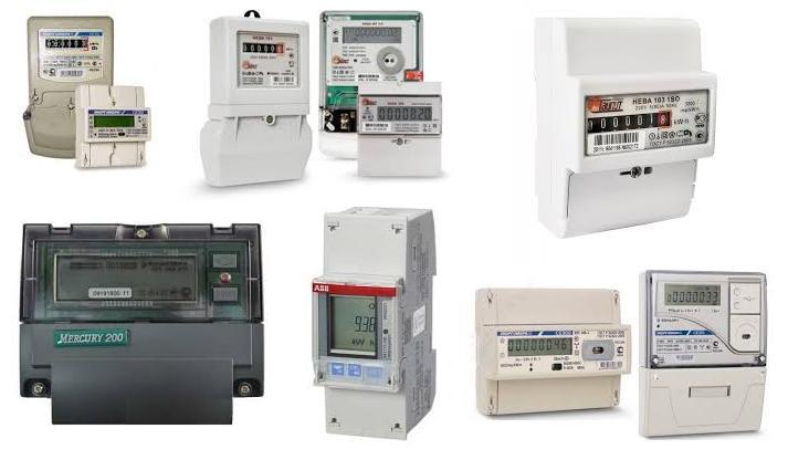 Обзор и устройство современных счётчиков электроэнергии - 1