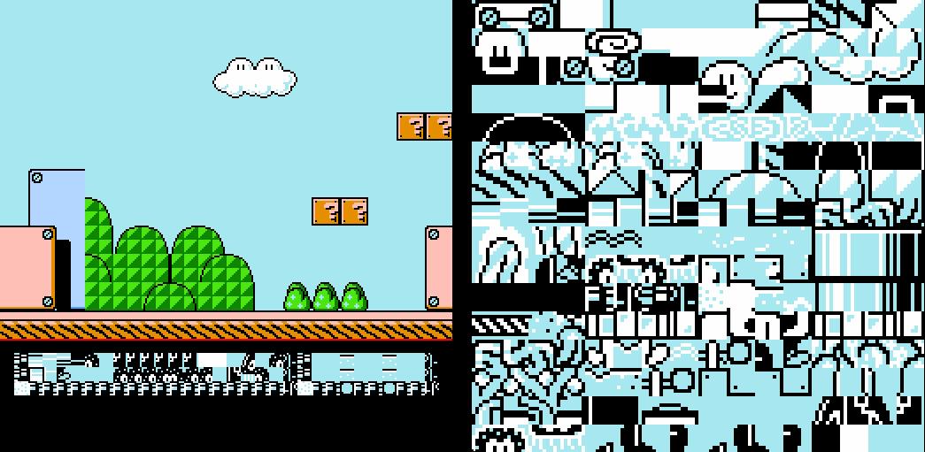 Проект wideNES — выходим на границы экрана NES - 8