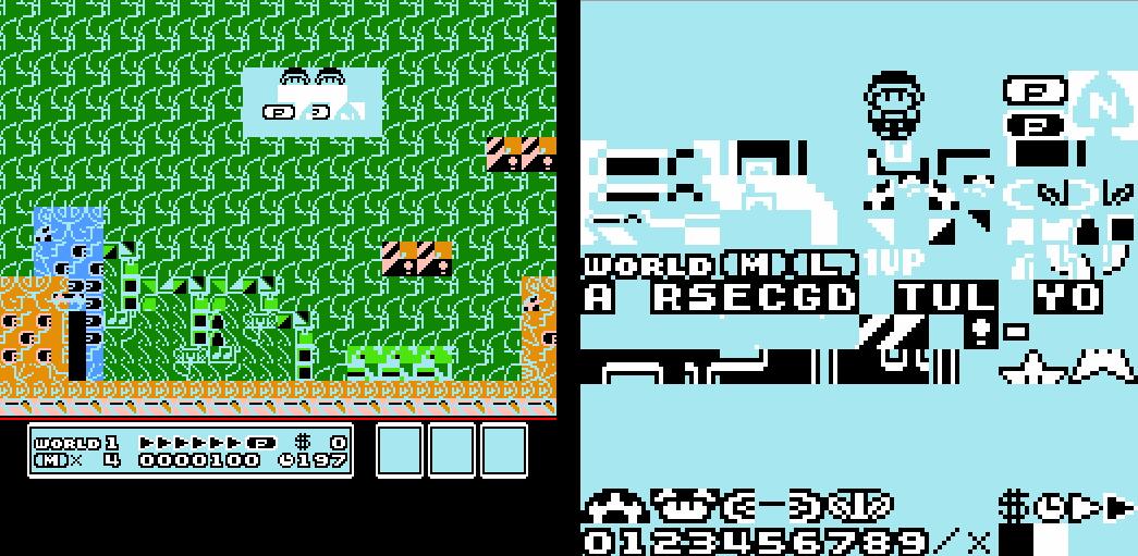 Проект wideNES — выходим на границы экрана NES - 9