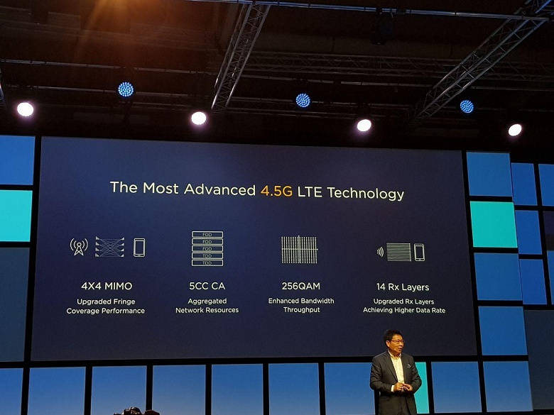 Представлена Huawei Kirin 980 — первая семинанометровая однокристальная система