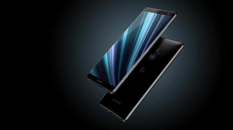 Sony презентовала новый флагман Xperia XZ3