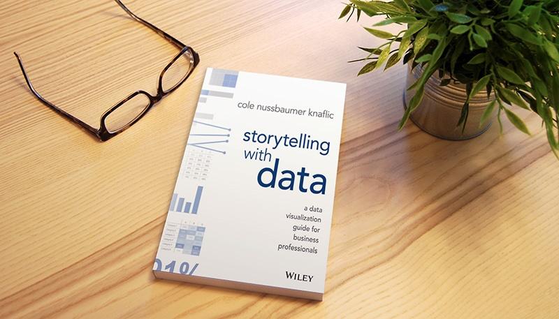 «Storytelling with Data», Cole Nussbaumer Knaflic: неформальный обзор-конспект книги - 1