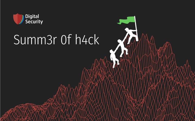 Summ3r 0f h4ck: результаты летней стажировки в Digital Security - 1