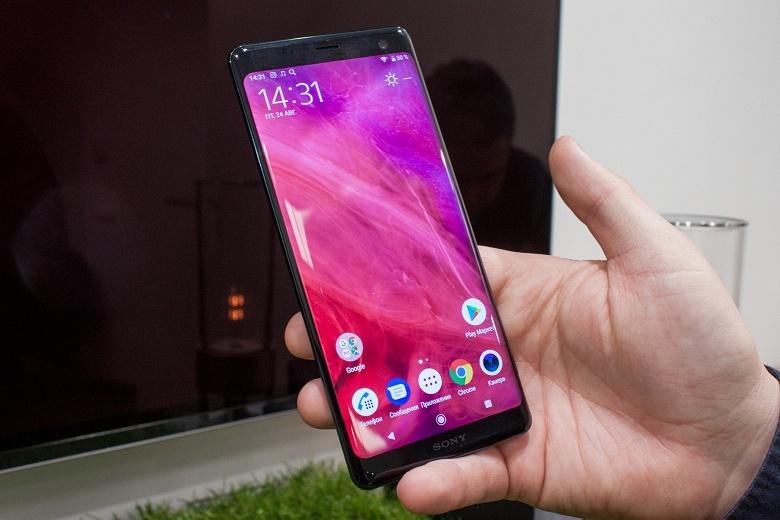 Sony создала более мощный смартфон Xperia XZ3 - 1
