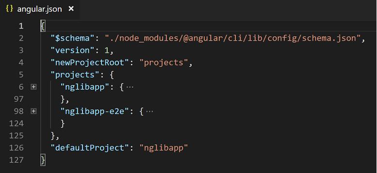 Тестируем создание библиотеки компонент для Angular с помощью новой команды для Angular-Cli — library - 2