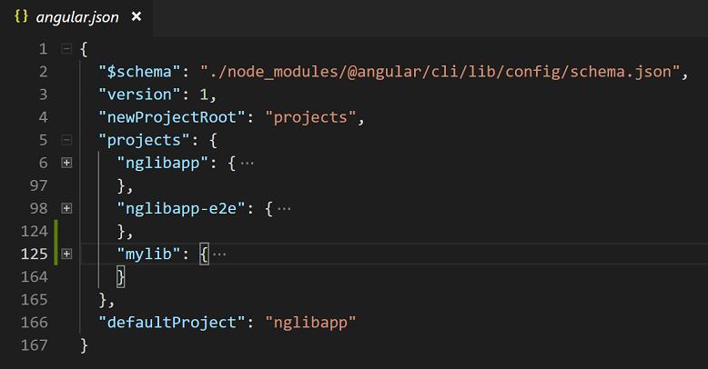 Тестируем создание библиотеки компонент для Angular с помощью новой команды для Angular-Cli — library - 3