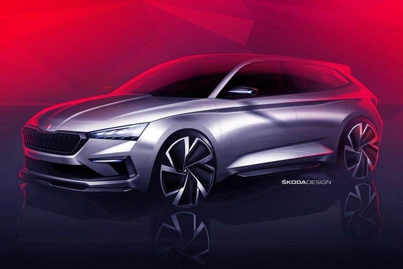 Skoda намекнула, какими будут интерьеры новых моделей - 2