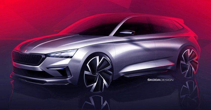 Skoda намекнула, какими будут интерьеры новых моделей