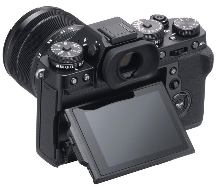 Fujifilm X-T3: беззеркальный фотоаппарат с поддержкой видео 4K/60p
