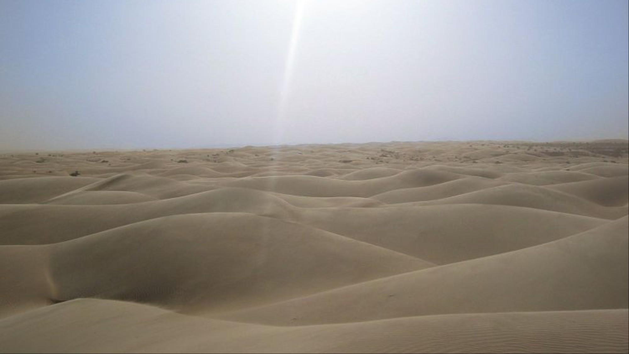 Ветро- и солнечные энергостанции в Сахаре помогут улучшить климатические условия пустыни - 1