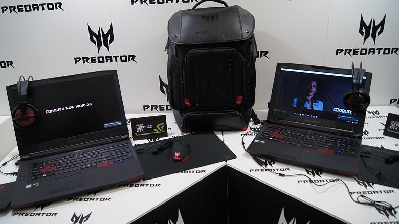 Доход Acer от игровых продуктов вырос на 110% за год