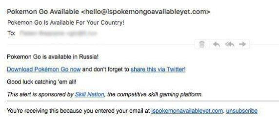 Игра Pokemon Go стала доступна в России - 2
